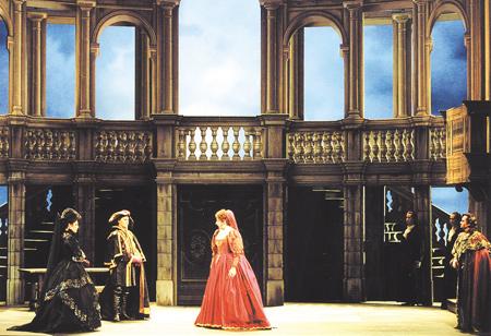 photo: Wolfgang Amadeus Mozart: Don Giovanni ROHM OPERA THEATER