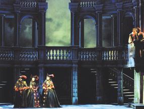 photo: モーツァルト:歌劇「ドン・ジョヴァンニ」全4幕 ROHM OPERA THEATER