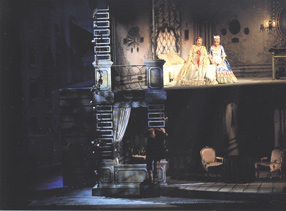photo: Johann StraussII: Die Fledermaus ROHM OPERA THEATER