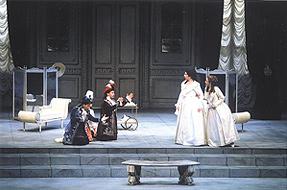 photo: モーツァルト:歌劇「コジ・ファン・トゥッテ」全2幕 ROHM OPERA THEATER