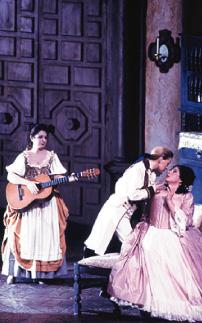 photo: Wolfgang Amadeus Mozart: Le Nozze di Figaro ROHM OPERA THEATER
